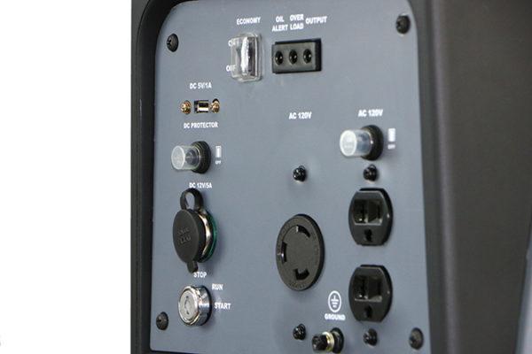3200W inverter generator