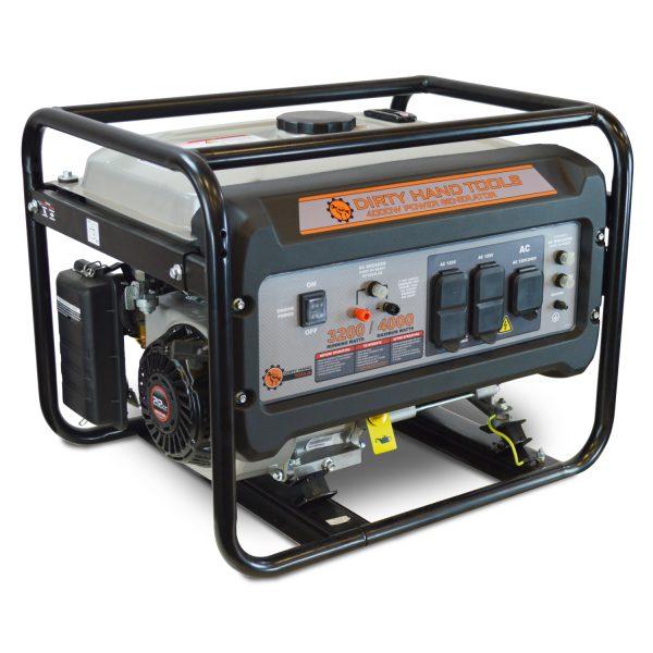 4000W Gas Powered Generator