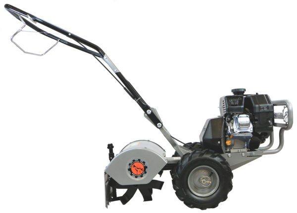 Counter-Rotating Rear Tine Tiller