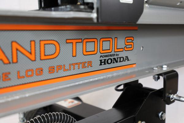 30 Ton Horizontal/Vertical Log Splitter, Honda Engine