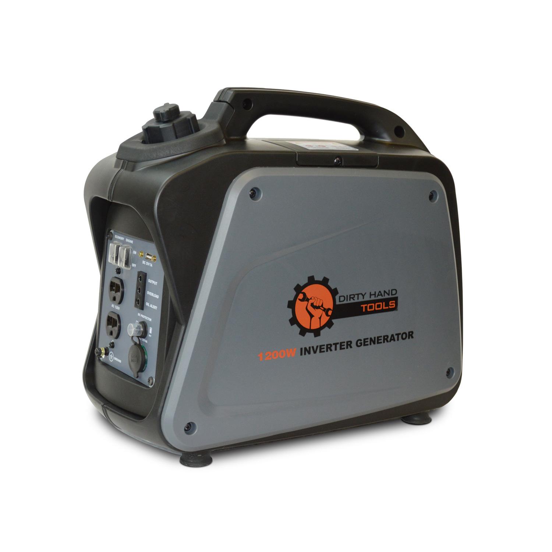 1200W Gas Powered Inverter Generator