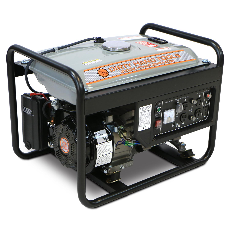 3300W Gas Powered Generator