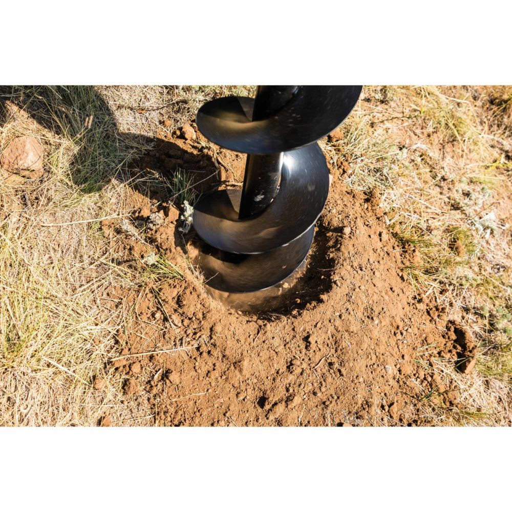 Post Hole Digger Model 100 - CAT 1 and 2